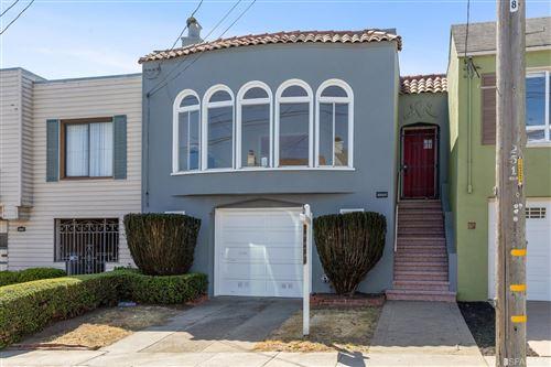 Photo of 2543 16th Avenue, San Francisco, CA 94116 (MLS # 512140)