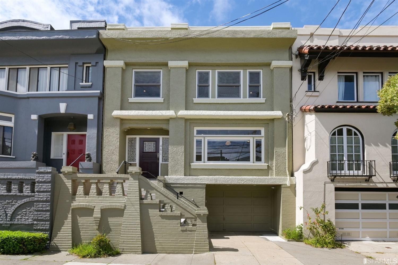 451 17th Avenue, San Francisco, CA 94121 - #: 496166