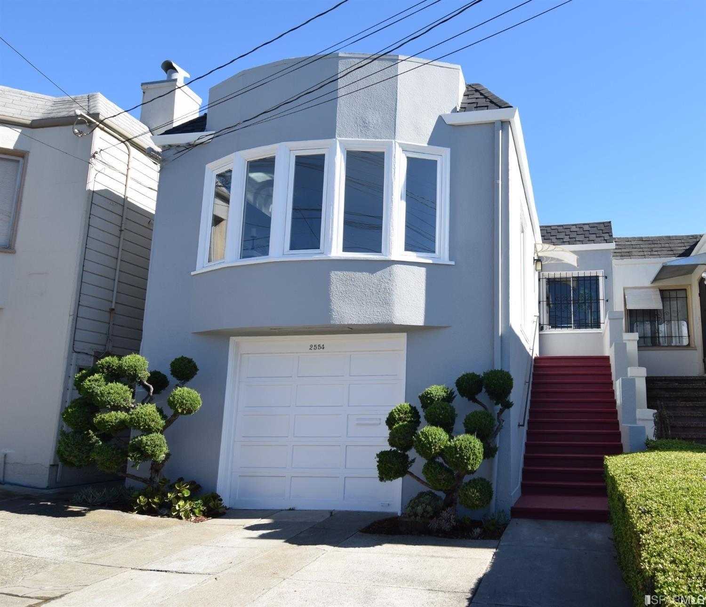 2554 27th Avenue, San Francisco, CA 94116 - #: 509168