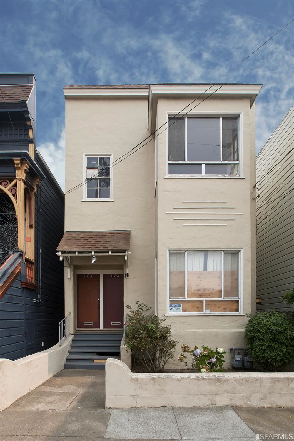374 376 11th Avenue #2 Units, San Francisco, CA 94118 - #: 505178