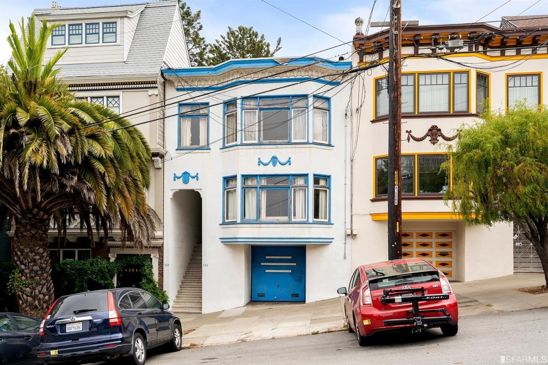 136 138 Baker Street #2 Units, San Francisco, CA 94117 - #: 505183
