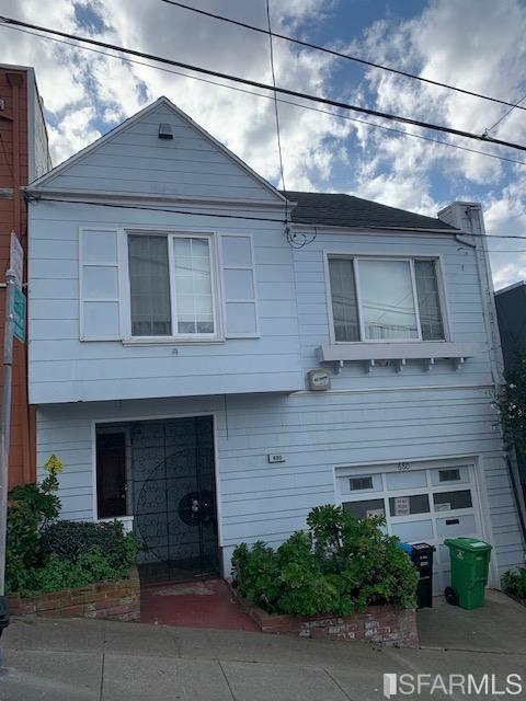680 Hamilton Street, San Francisco, CA 94134 - #: 421528200