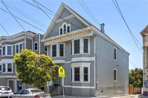 Photo of 3819 - 3821 23rd Street, San Francisco, CA 94114 (MLS # 421577203)