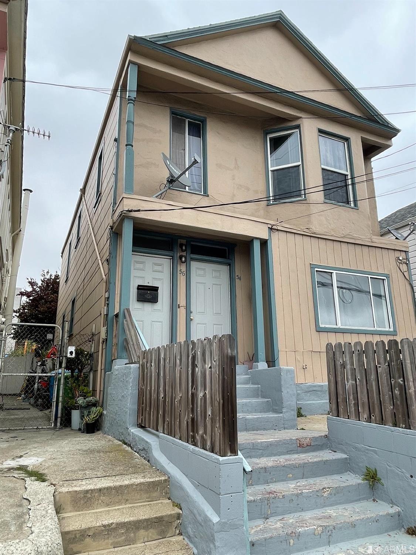 54 56 Williams Avenue, San Francisco, CA 94124 - #: 421552207