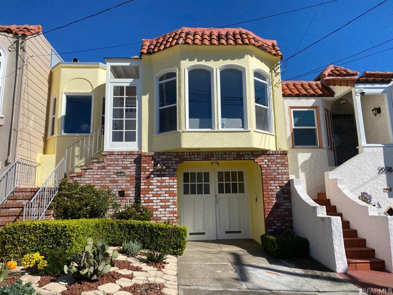 2554 33rd Avenue, San Francisco, CA 94116 - #: 421522223