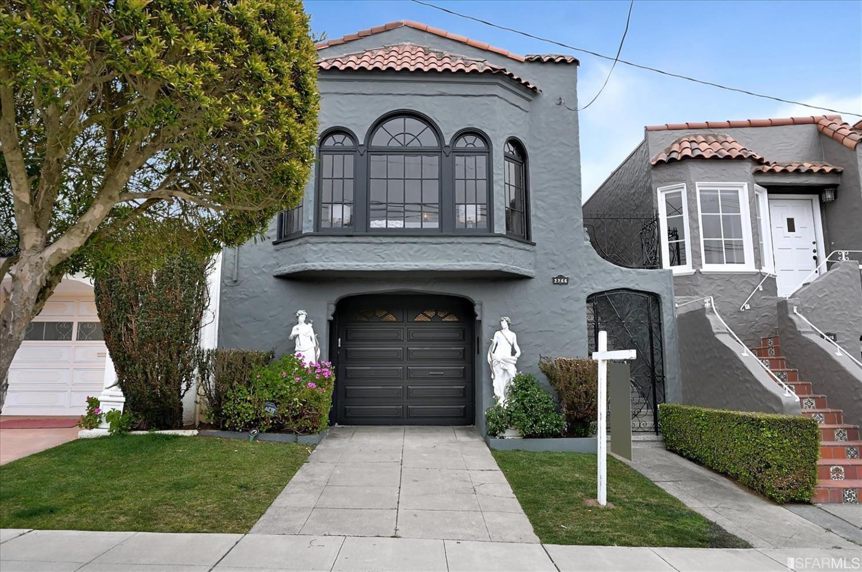 2266 29th Avenue, San Francisco, CA 94116 - #: 421536223
