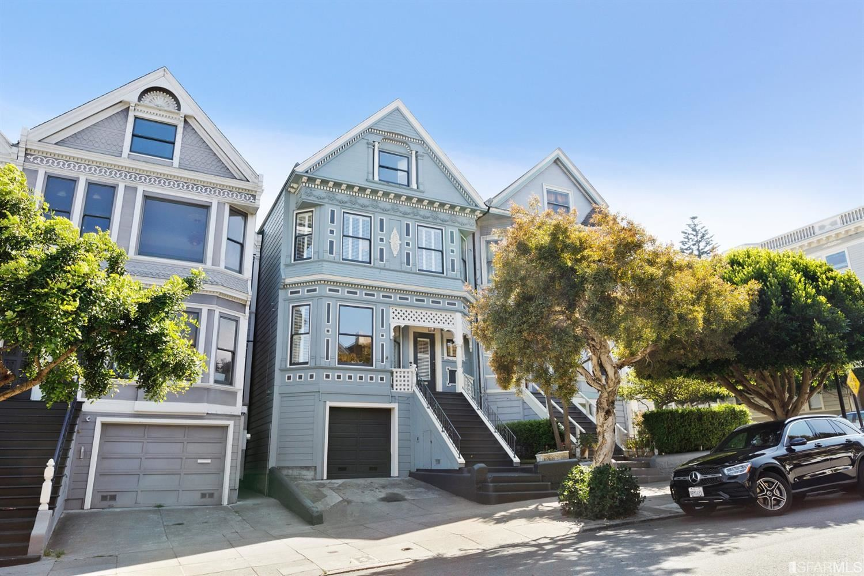 639 Waller Street, San Francisco, CA 94117 - #: 421590234