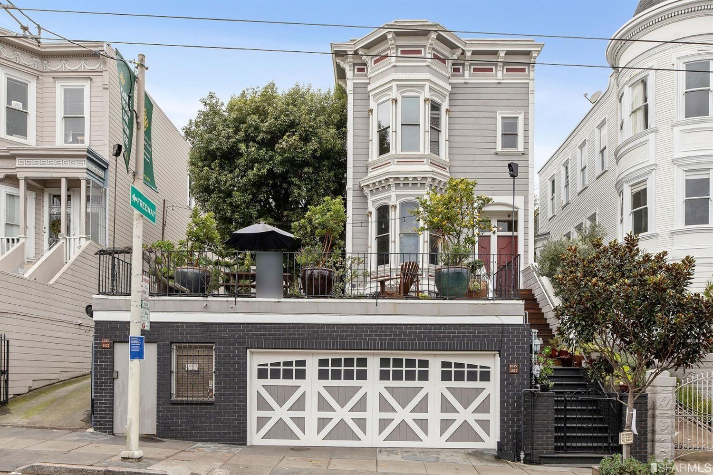 1031 - 1037 Divisadero Street #1037, San Francisco, CA 94115 - #: 421520236