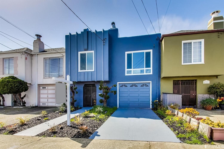 2731 38th Avenue, San Francisco, CA 94116 - #: 421533242