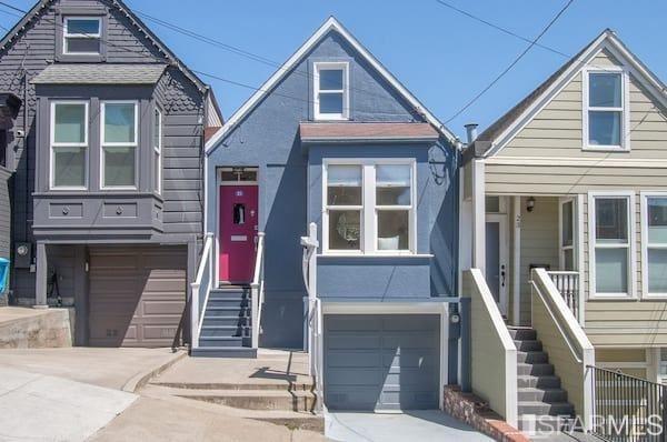21 Roscoe Street, San Francisco, CA 94110 - #: 510242