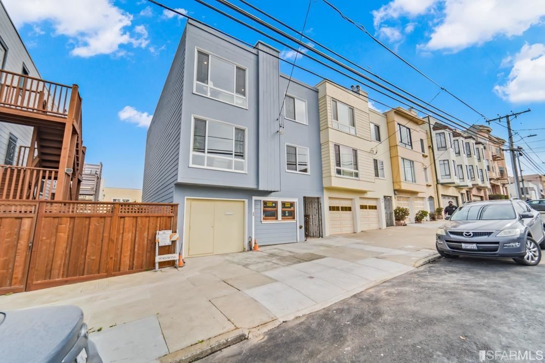 3844 3846 Irving Street #3 Units, San Francisco, CA 94122 - #: 506247