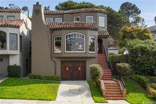 Photo of 635 Ulloa Street, San Francisco, CA 94127 (MLS # 421595249)
