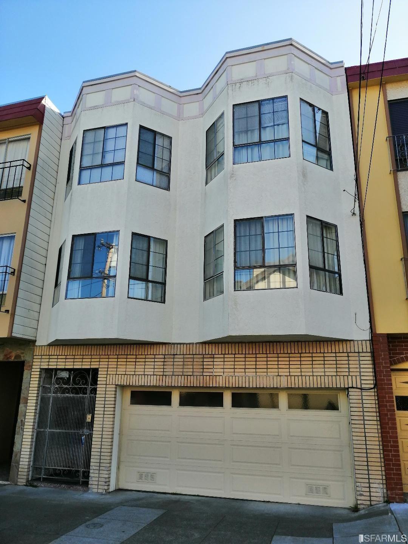 120 122 19th Avenue #2 Units, San Francisco, CA 94121 - #: 495272