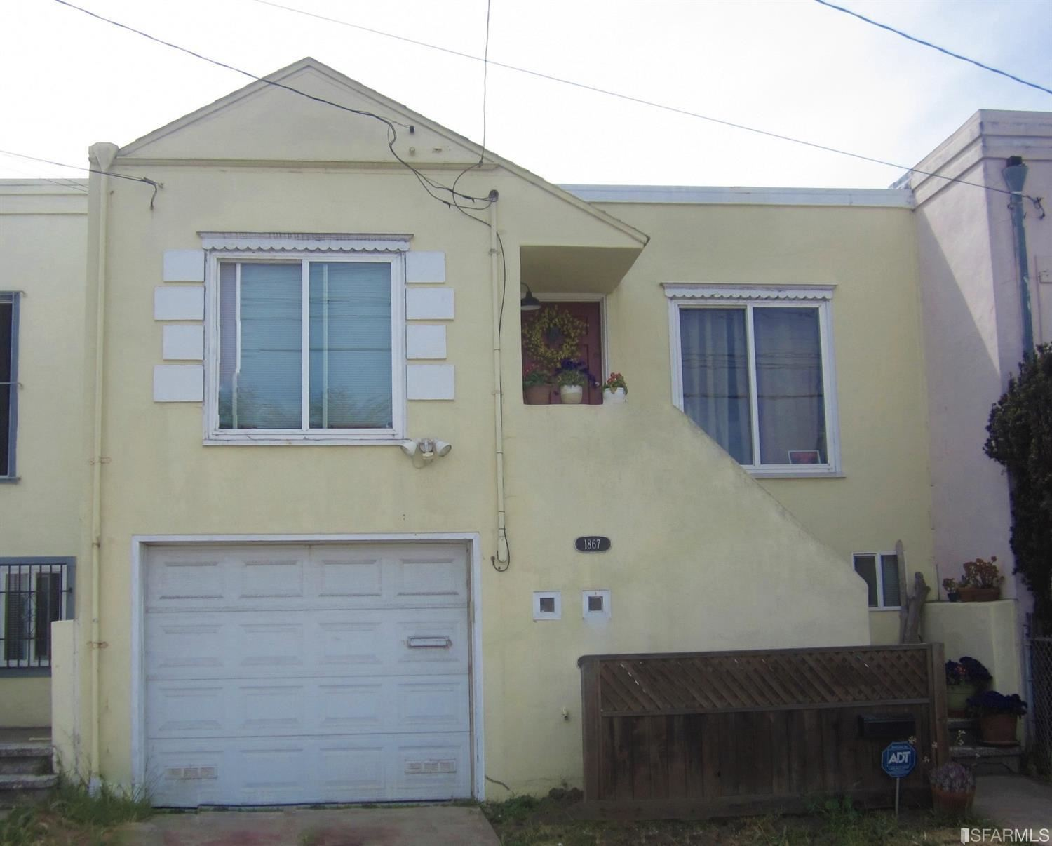 1867 46th Avenue, San Francisco, CA 94122 - #: 421542275