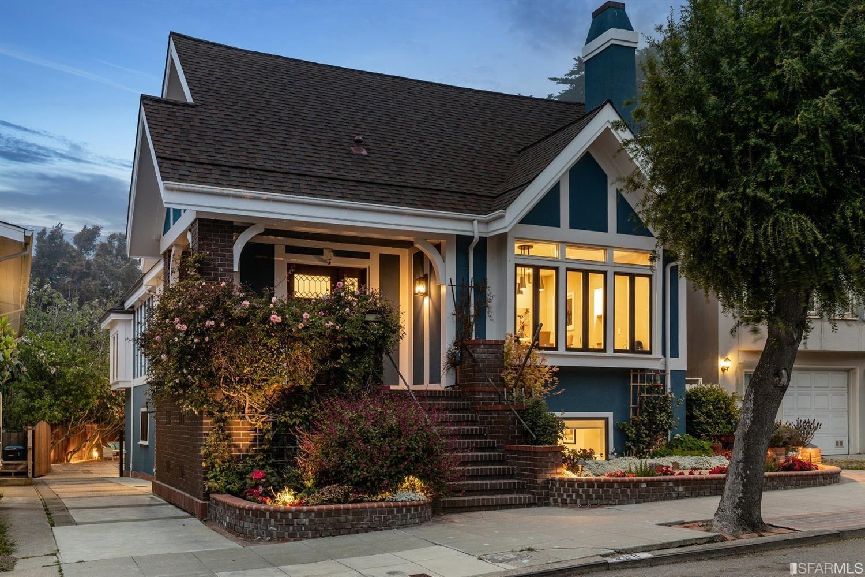 268 Wawona Street, San Francisco, CA 94127 - #: 421546277