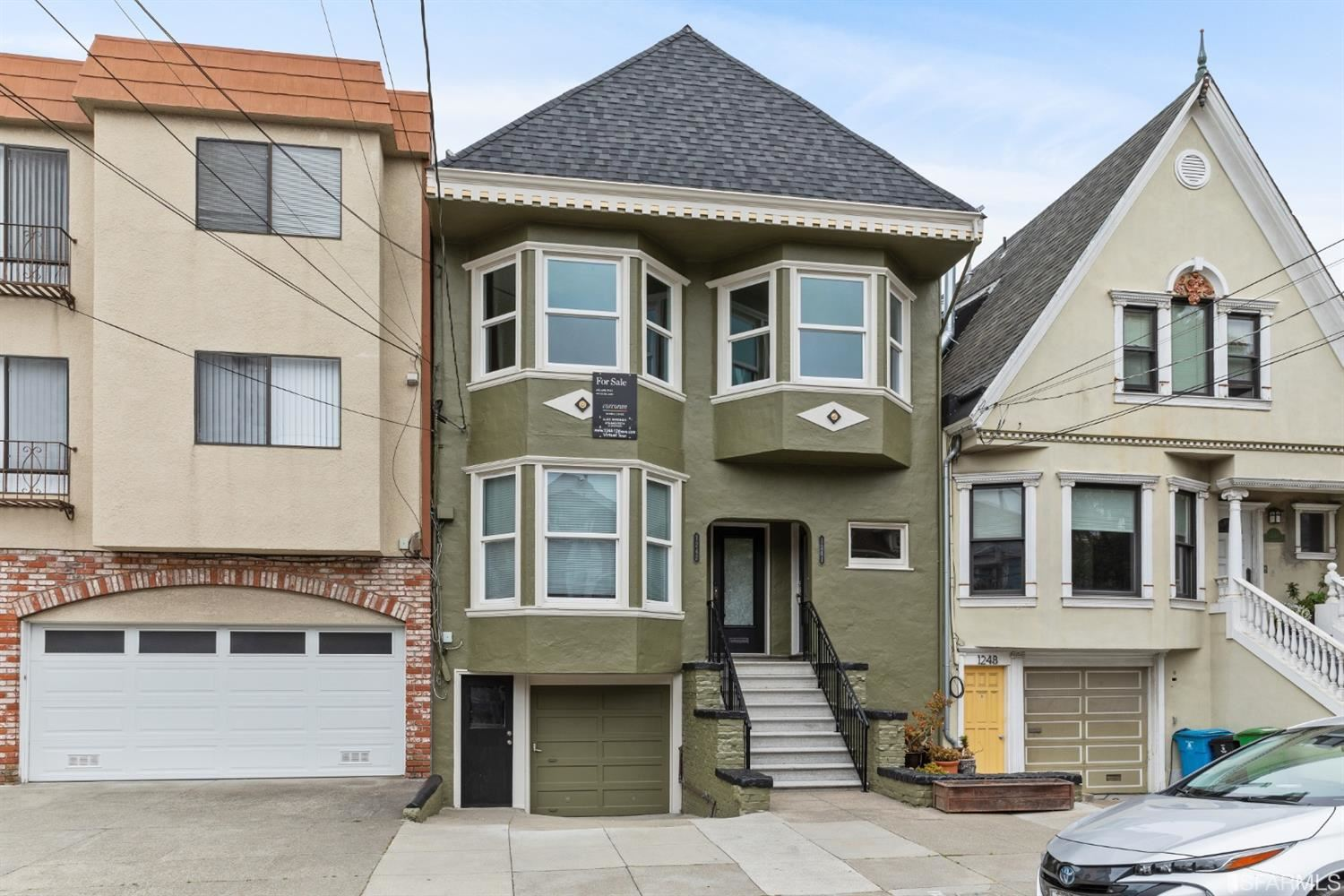 1244 12th Avenue, San Francisco, CA 94122 - #: 500289