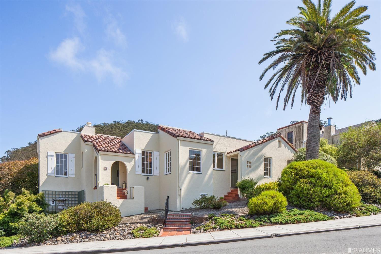 25 Miraloma Drive, San Francisco, CA 94127 - #: 506291
