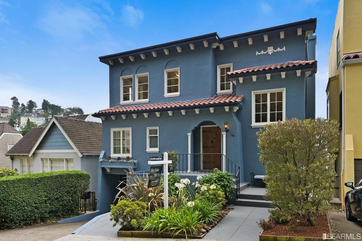 145 Kensington Way, San Francisco, CA 94127 - #: 421580296