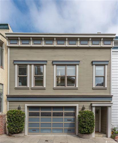 Photo of 8 Juri Street, San Francisco, CA 94110 (MLS # 421595298)