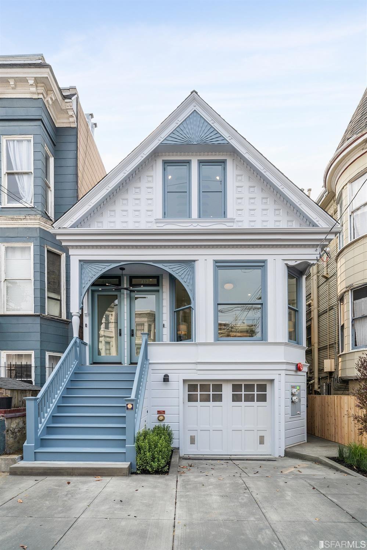 413 Lyon Street #A, San Francisco, CA 94117 - #: 421580308