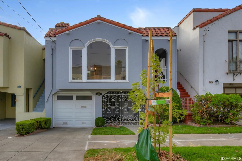 2263 35th Avenue, San Francisco, CA 94116 - #: 509310