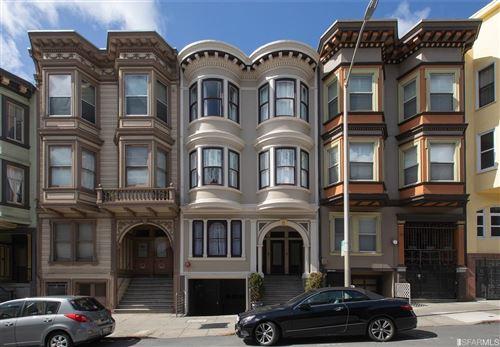 Photo of 1729 - 1733 Stockton Street #B, San Francisco, CA 94133 (MLS # 421593311)