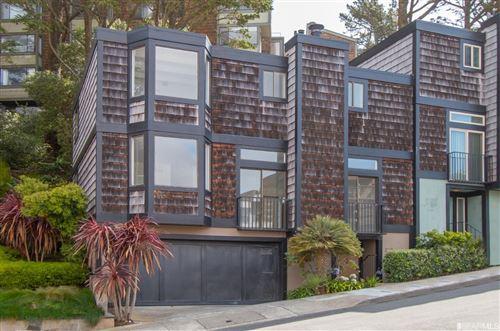 Photo of 272 Topaz Way, San Francisco, CA 94131 (MLS # 421591314)