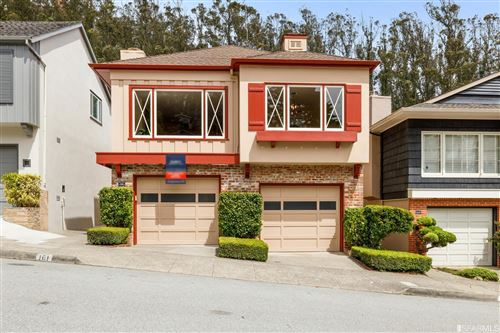 Photo of 161 Forest Knolls Drive, San Francisco, CA 94131 (MLS # 421572317)