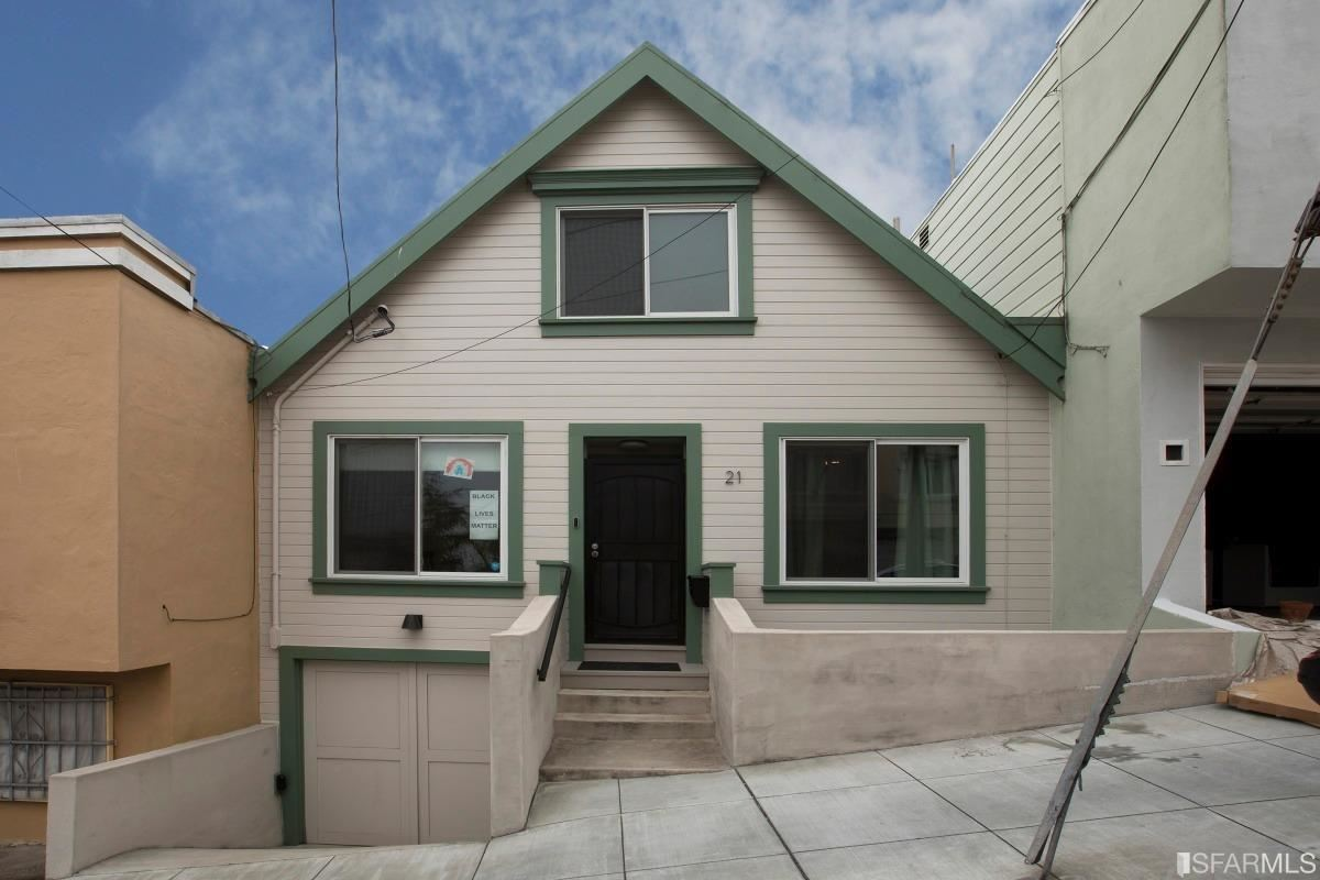 21 Williar Avenue, San Francisco, CA 94112 - #: 503319