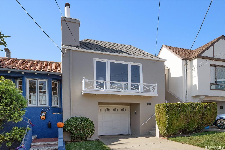 2555 33rd Avenue, San Francisco, CA 94116 - #: 509327