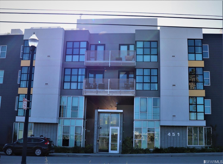 451 Donahue Street #406, San Francisco, CA 94124 - #: 421531338