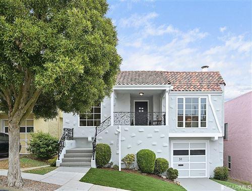 Photo of 30 Pinehurst Way, San Francisco, CA 94127 (MLS # 421592339)