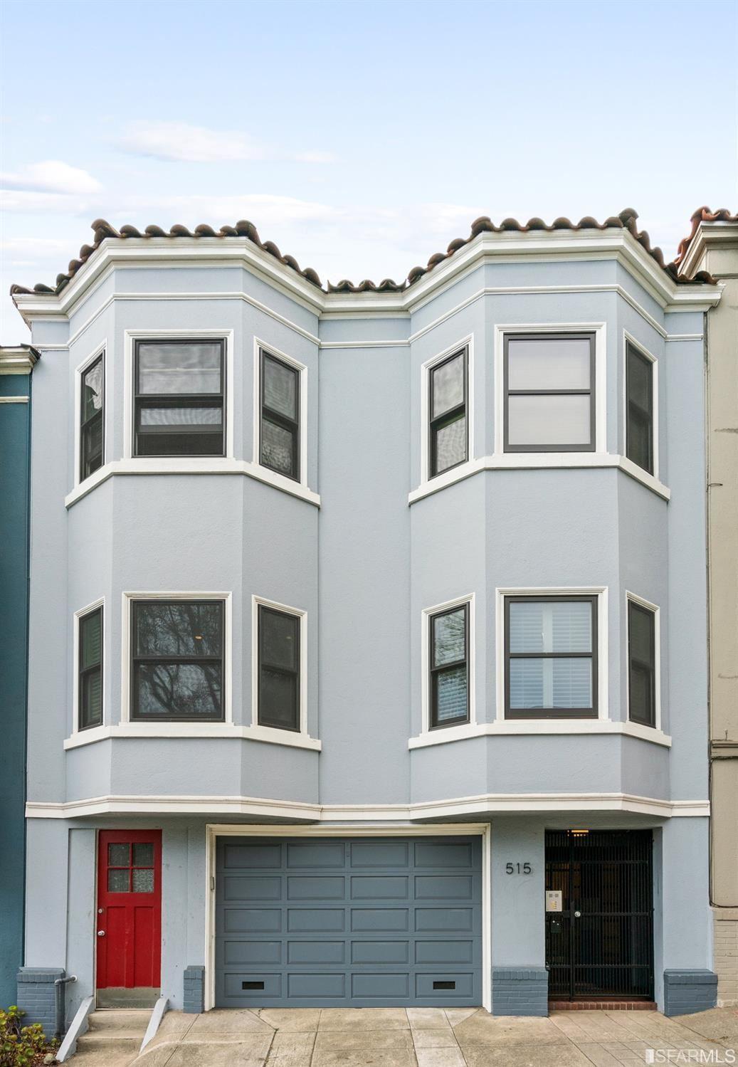 515 Masonic Avenue #1, San Francisco, CA 94117 - #: 421584346