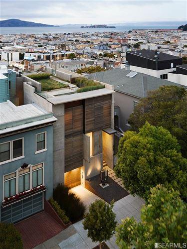 Photo of 2626 Filbert Street, San Francisco, CA 94123 (MLS # 507358)