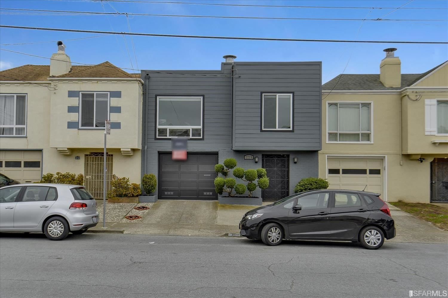2718 38th Avenue, San Francisco, CA 94116 - #: 421518366