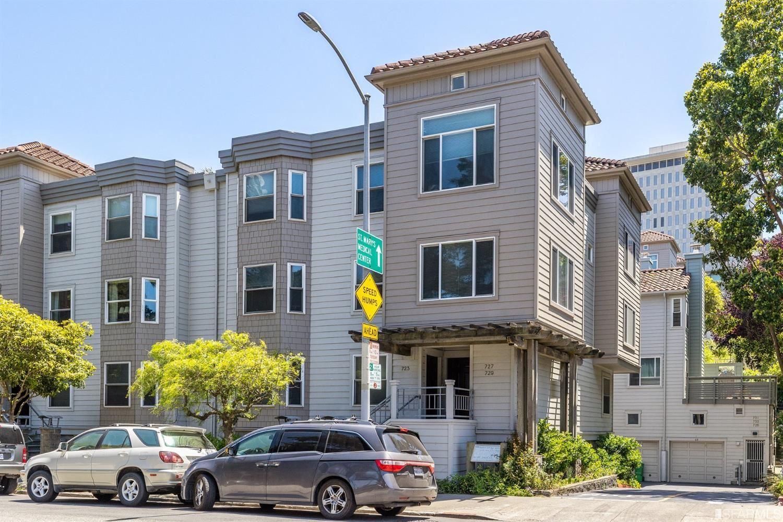 729 Frederick Street, San Francisco, CA 94117 - #: 421579366