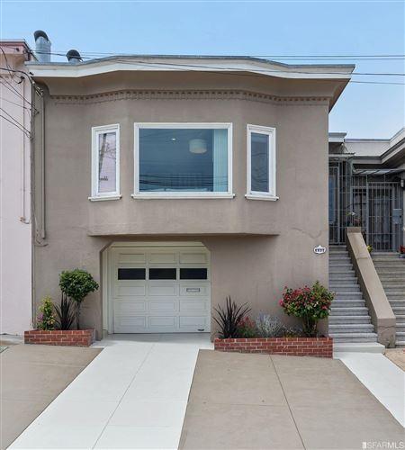 Photo of 1331 22nd Avenue, San Francisco, CA 94122 (MLS # 421575368)