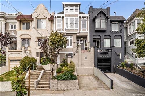 Photo of 352 17th Avenue, San Francisco, CA 94121 (MLS # 421575369)