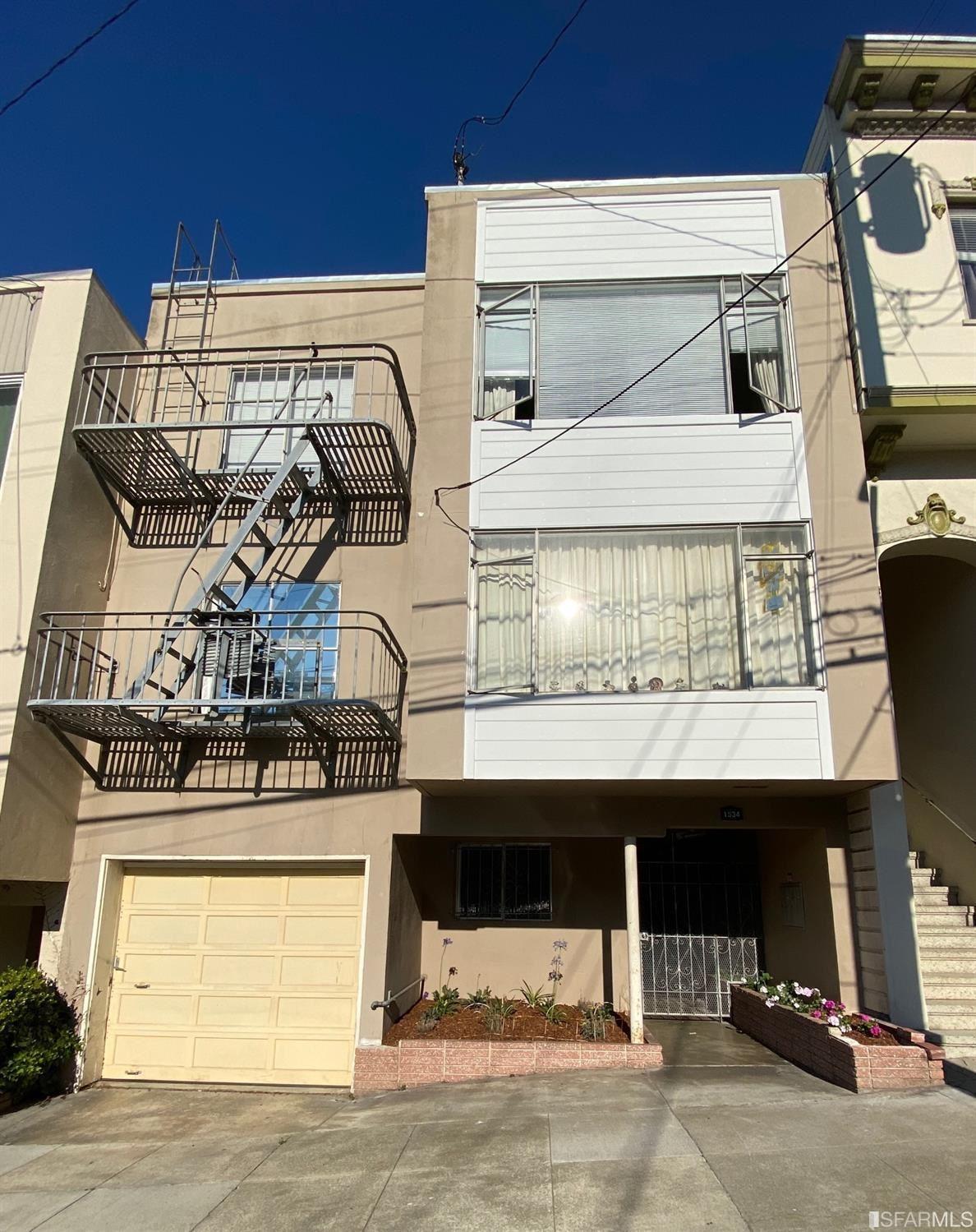 1534 10th Avenue #4 Units, San Francisco, CA 9411 - #: 504375