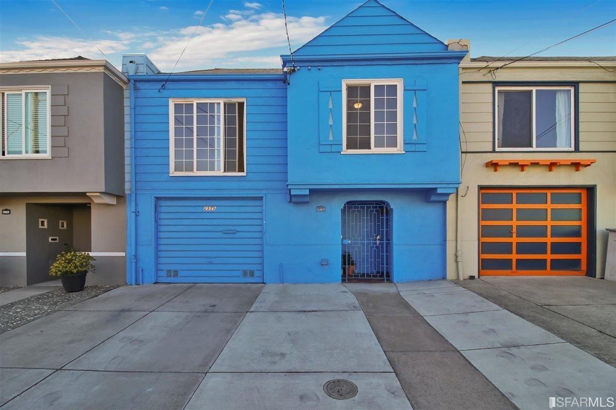 2559 47th Avenue, San Francisco, CA 94116 - #: 510377
