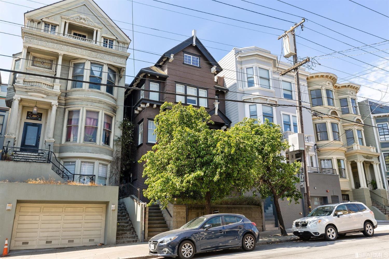 1543 Mcallister Street #5, San Francisco, CA 94115 - #: 421576382