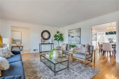Photo of 197 Elder Avenue, Millbrae, CA 94030 (MLS # 510389)
