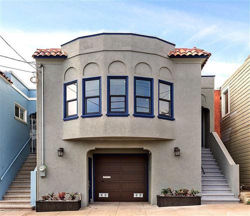 Photo of 319 Detroit Street, San Francisco, CA 94131 (MLS # 421595390)