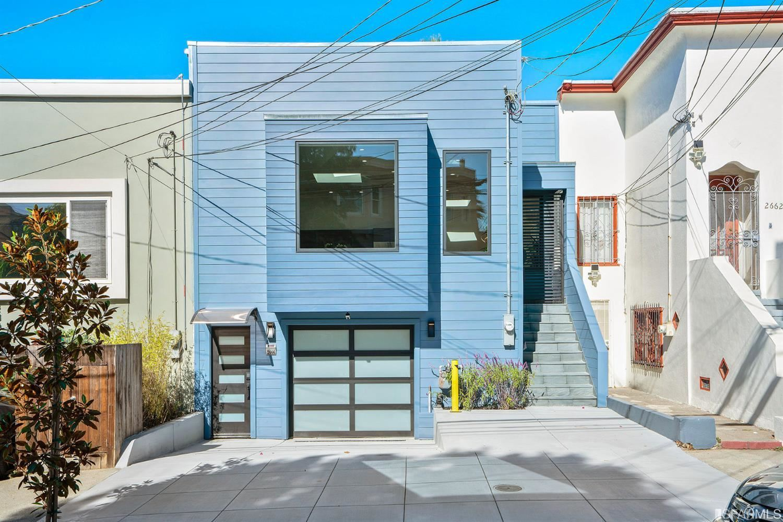 2666 21st Street, San Francisco, CA 94110 - #: 509390