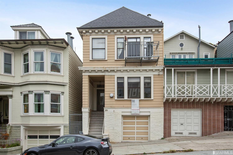 1264 2nd Avenue #4 Units, San Francisco, CA 94122 - #: 502393