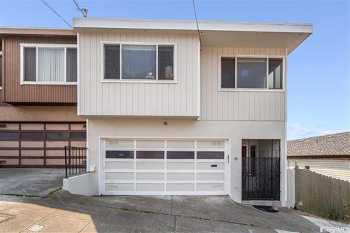 Photo of 39 Lobos Street, San Francisco, CA 94112 (MLS # 421590399)