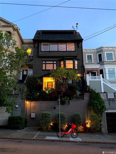 Photo of 2243 Green Street #A, San Francisco, CA 94123 (MLS # 506404)