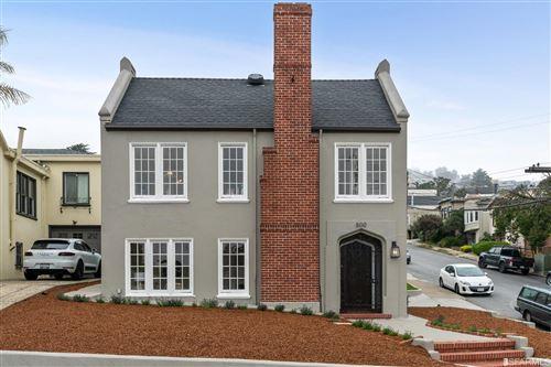 Photo of 800 Monterey Boulevard, San Francisco, CA 94127 (MLS # 421574415)