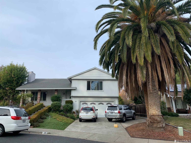 38 Burnham Court, Pleasant Hill, CA 94523 - #: 511432