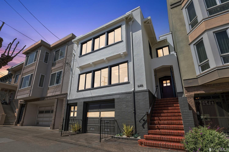 6418 California Street, San Francisco, CA 94121 - #: 421535434